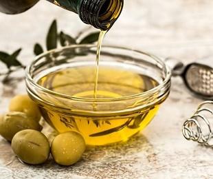 Ingredientes básicos de la dieta mediterránea
