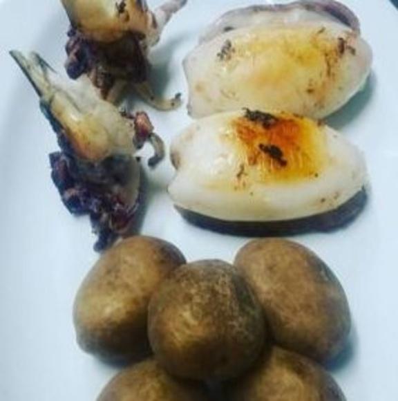 Pescados: Nuestros platos  de Restaurante La Ksona