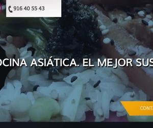 Cocina asiática en Las Rozas de Madrid | Restaurante Kyoto
