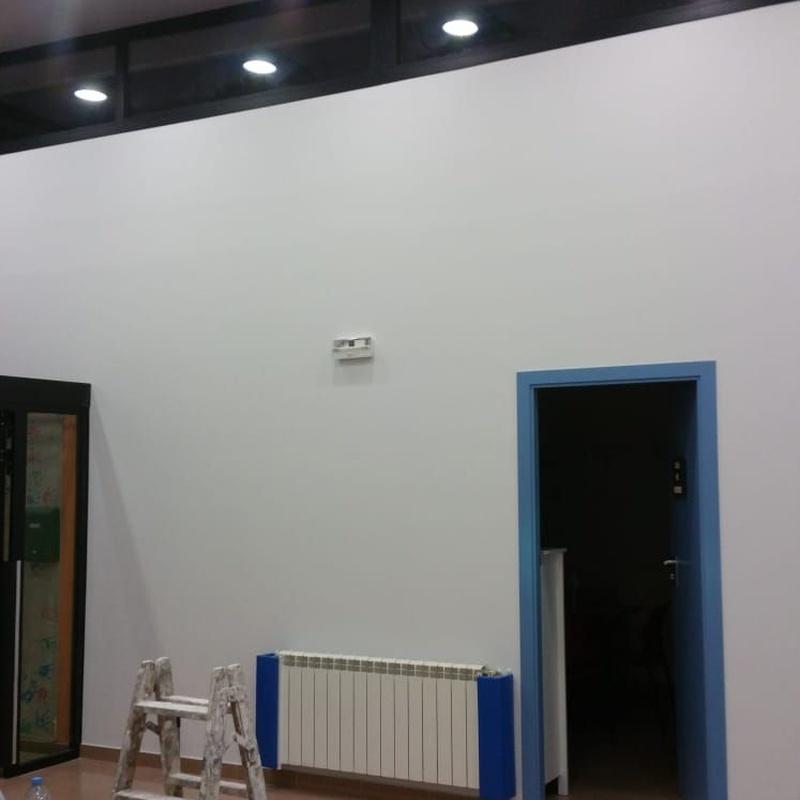 Pintores para empresas: Servicios de ENTRENA PINTORS