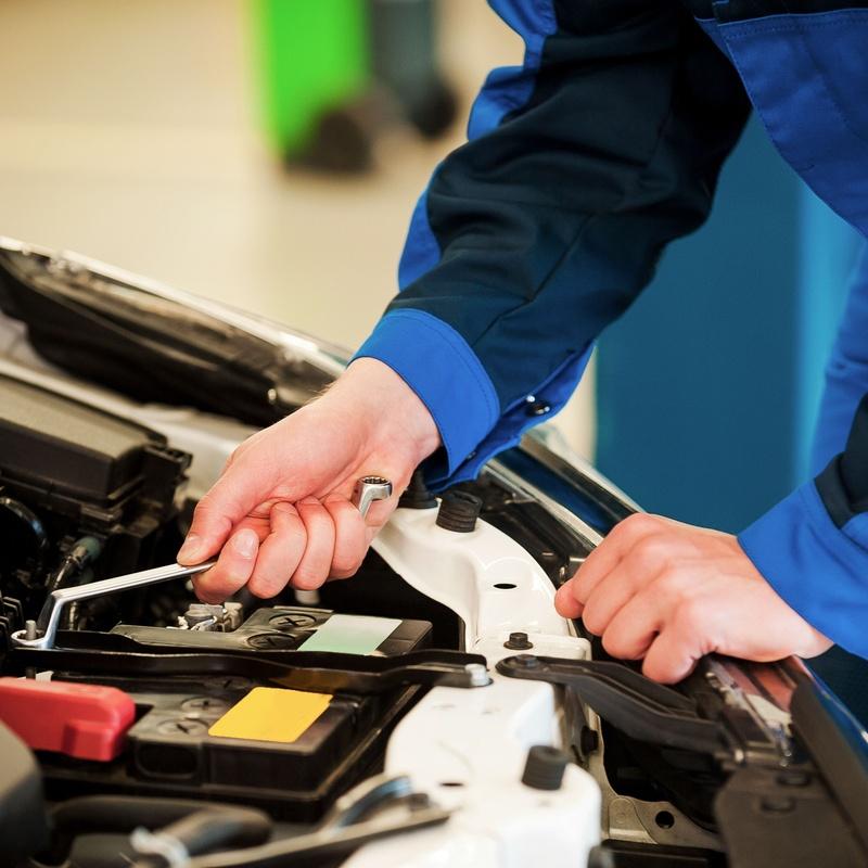 Mecánica Euro Repar Service: Servicios de Talleres Sanz Poncela