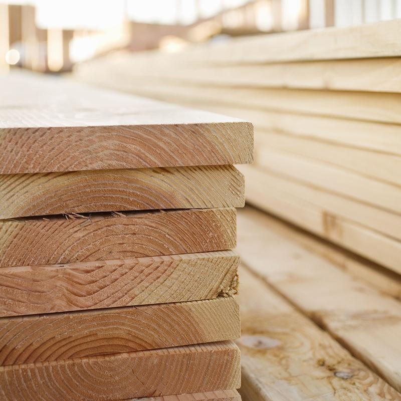 Madera para carpintería: Servicios de Maderas Familia Rupérez
