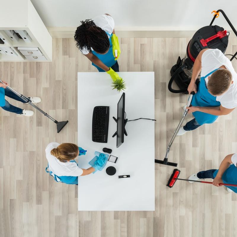 Oficinas: Limpiezas de Eco Limpio