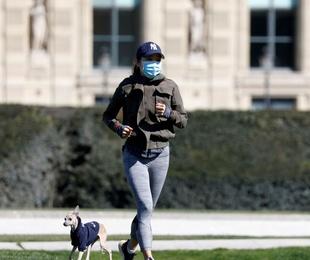 Esta es la mascarilla ideal para salir a correr: no sirve cualquiera