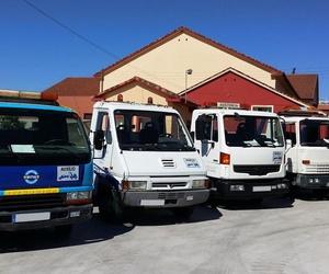 Servicio de grúa 24 horas en Aranda de Duero