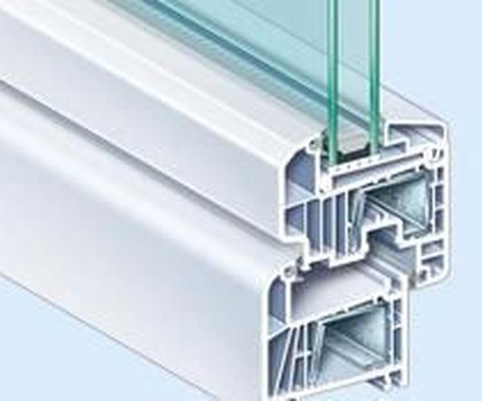 PVC Eurofutur Elegance: Productos de Aluminios Quatro