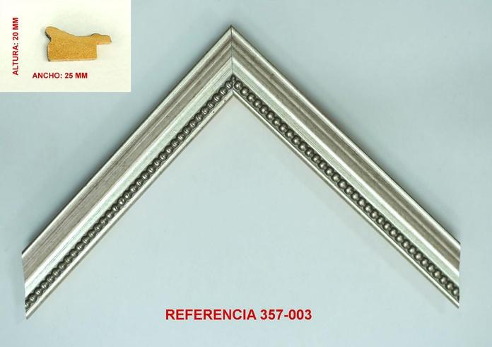 REF 357-003: Muestrario de Moldusevilla