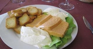 Restaurante con menú del día