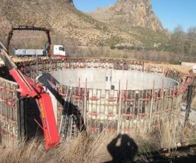 Construcción de Depuradoras, Potabilizadoras y Estaciones de bombeo