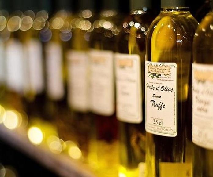 Etiquetas para aceite: Productos de Etiquetas Romero Comprometidos