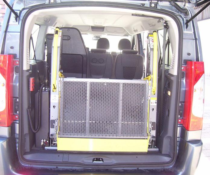 Adaptamos coches a minusválidos en Albacete | Talleres Hergasa