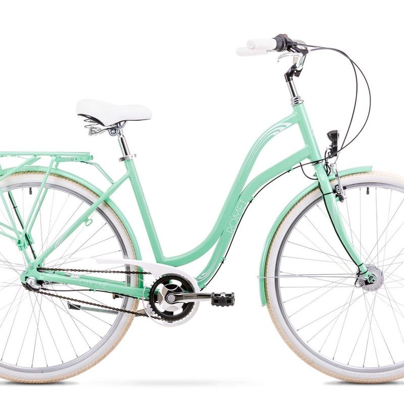 BICI PASEO ROMET POP ART NEXUS 3:  de Bici + Fácil