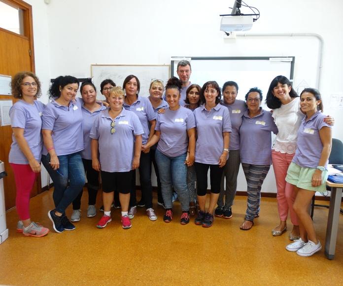Charla Fundación Tutelar Sonsoles Soriano:: Proyectos y Servicios de Asociación Domitila
