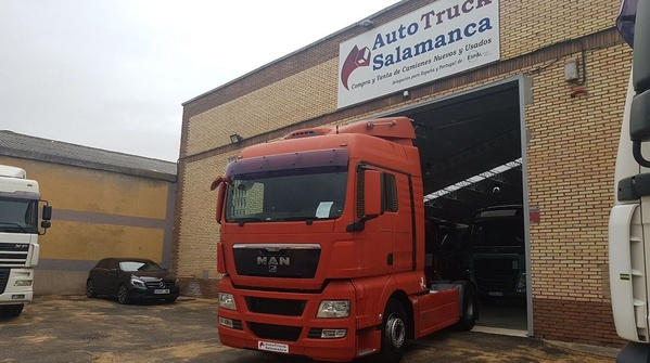 MAN TGX 440 XLX EURO4: Camiones de Autotruck Salamanca