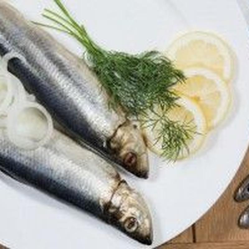 Venta y servicio: Productos de Pescados Mariano Alonso