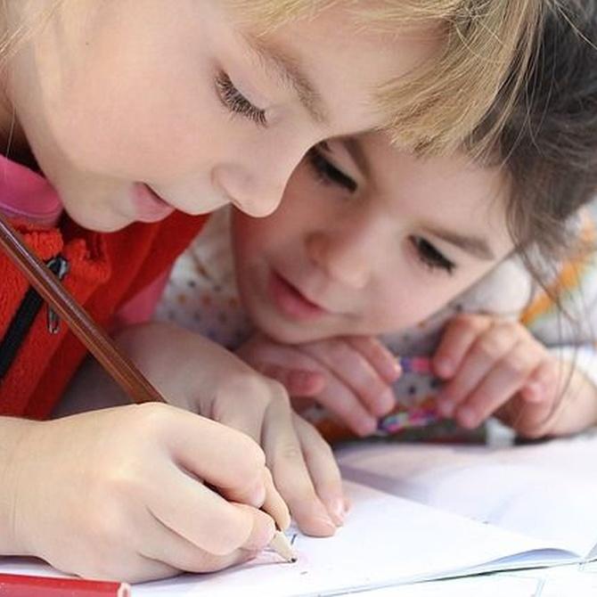 ¿Qué debes buscar en una escuela infantil?
