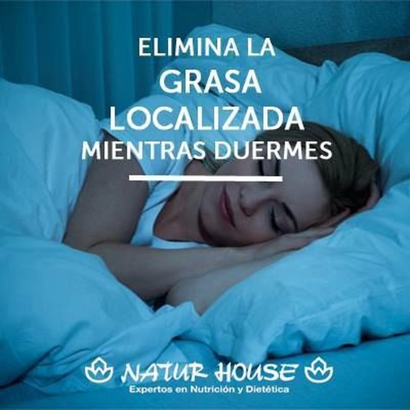 Elimina la grasa localizada mientras duermes: Servicios de Naturhouse