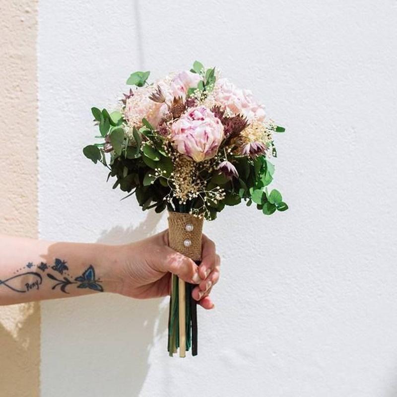 Ramos de novia: Servicios de Floristería Campo y Jardín