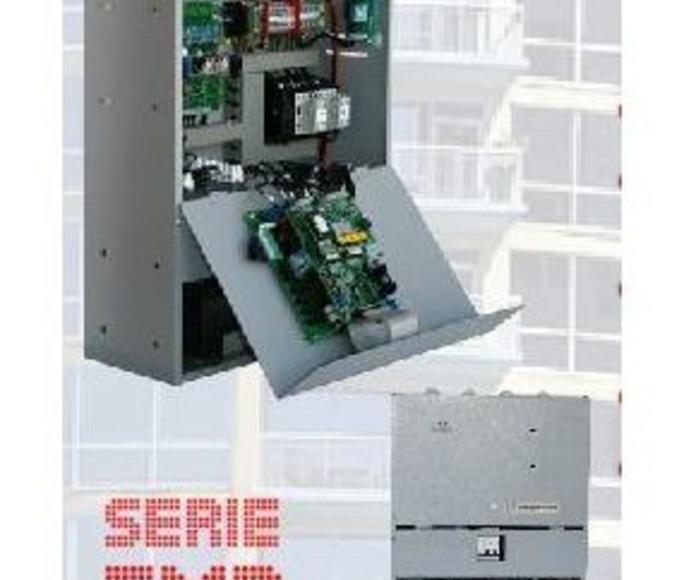 Serie EMD: Productos y servicios de Euromag Aider, S.L.