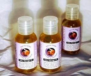 Aceite de Baño y Masaje para Bebés