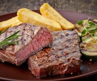 Sartenes: Carta de Restaurante La Proa