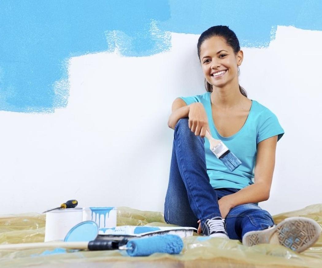 Prepara tu casa antes de pintarla