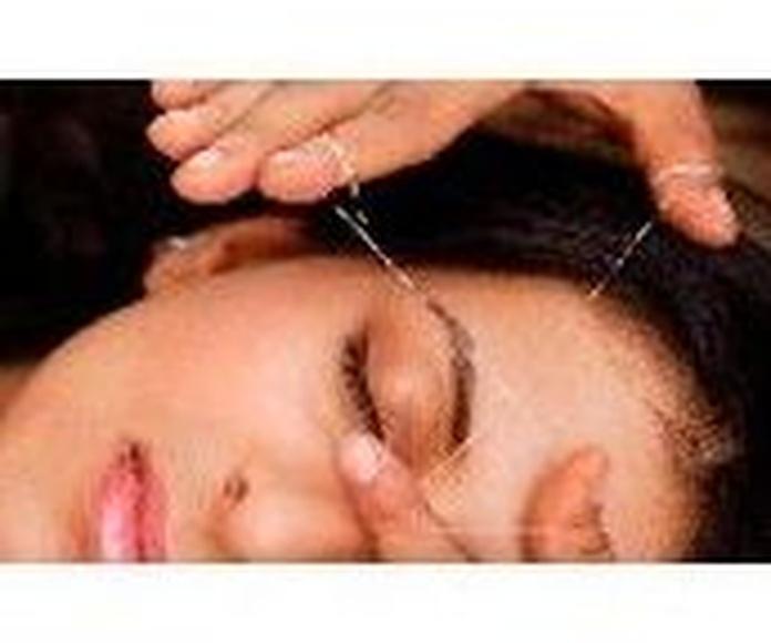 Depilación con hilo: Servicios de Bika depilación con hilo