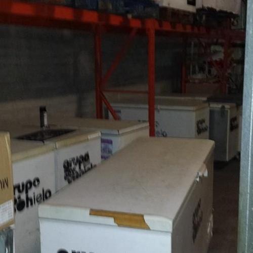 Distribuidor de hielo en A Coruña
