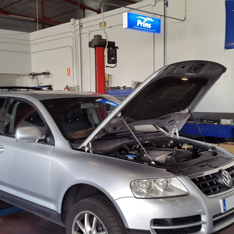 Touareg 3.2 V6 GLP