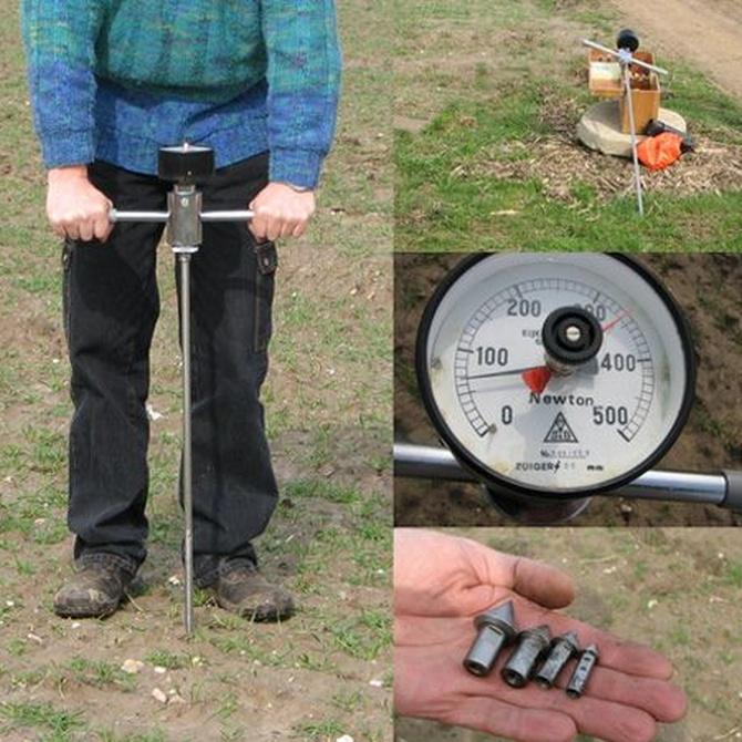 ¿Qué es un penetrómetro?