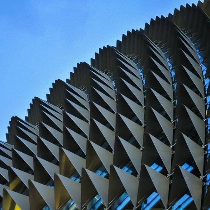 Los metales como materiales protagonistas en la arquitectura contemporánea