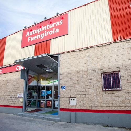 Valentine pinturas en Fuengirola: Autopinturas Fuengirola