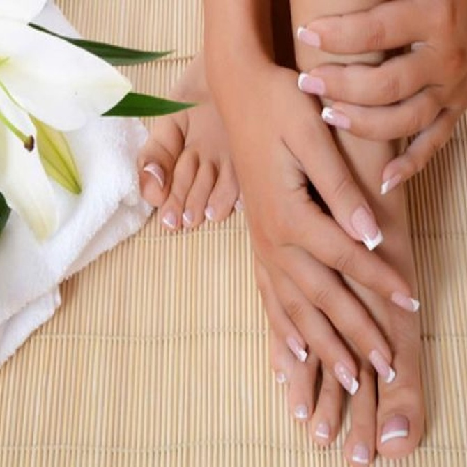 Beneficios de la manicura y pedicura