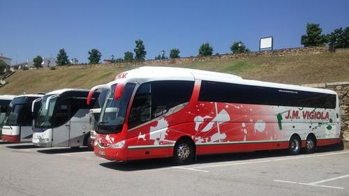 Autobús 71 plazas