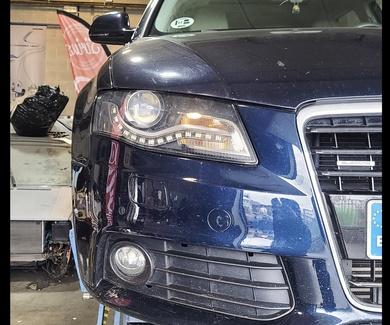 Audi A4 B8 - Neumáticos