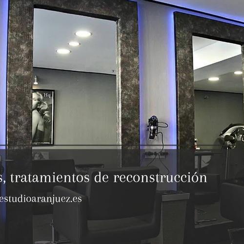 Peluquería de señoras en Aranjuez | Rocío Rivera Estudio