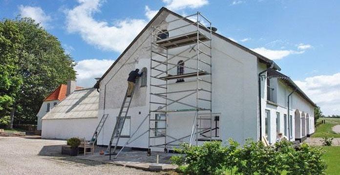 Rehabilitación de edificios: Servicios de Herconval