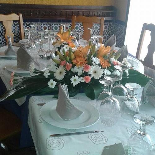 Salón para celebraciones y eventos en Bustarviejo