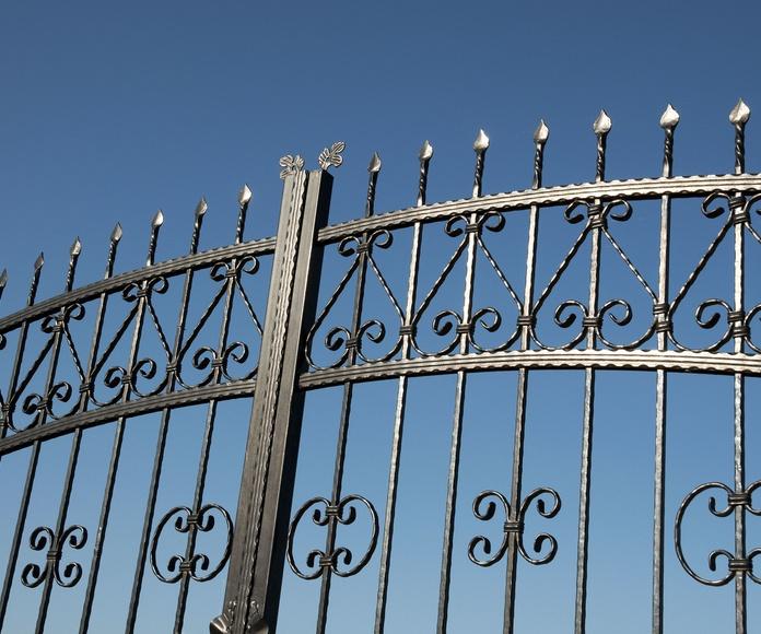 La elección de las puertas de los portales