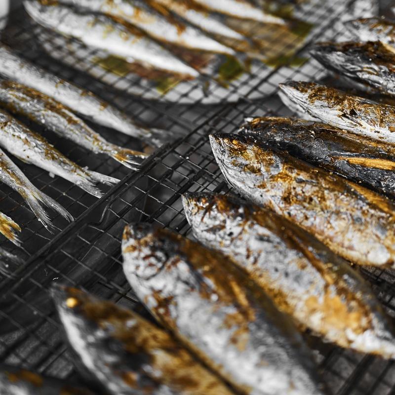 Pescados: Menú de Restaurante Kalifato