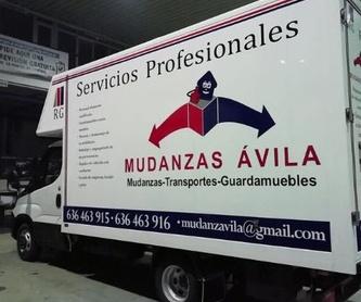 Mudanzas a medida: Servicios de Mudanzas Ávila