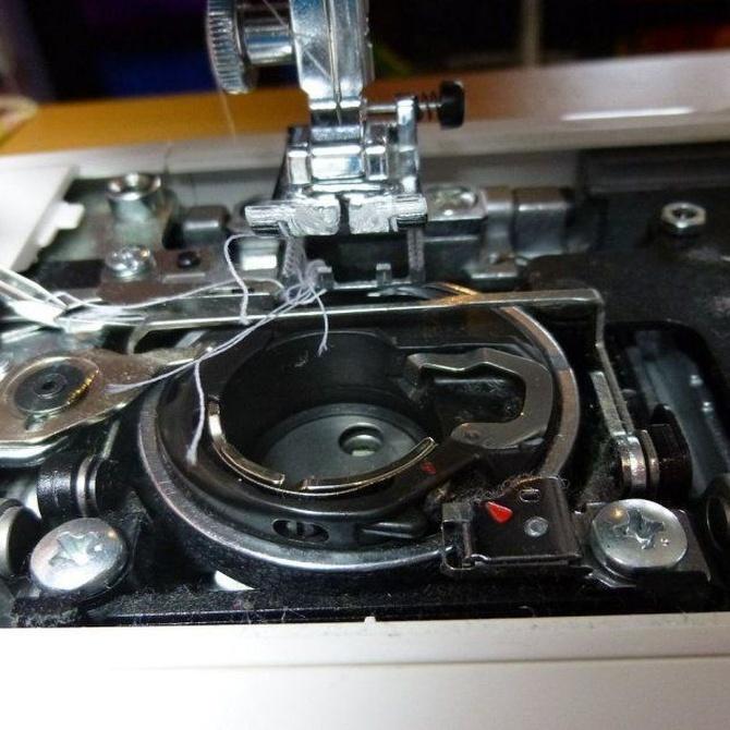 Los problemas más comunes con tu máquina de coser