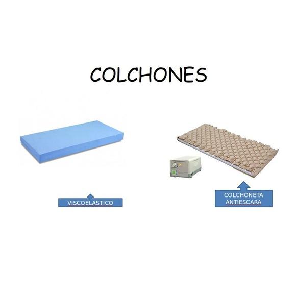 Colchones: Catálogo de Ortopedia Bentejui