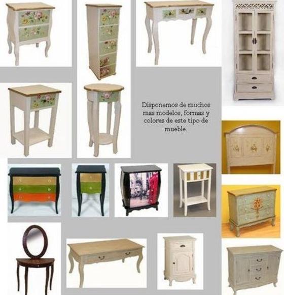Variedad de mobiliario: Productos y distribuidores de Toldos y Muebles Calypso