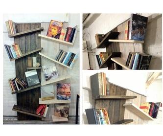 PFF. 001 · Mesita ratona: Muebles de Paletto´s Furnature
