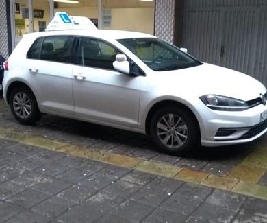 Nuestro nuevo vehiculo Autoeskola Larrañaga