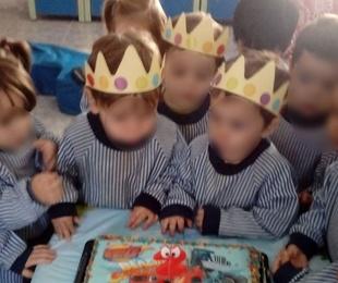 Cumpleaños de Marcos, Héctor y Dani