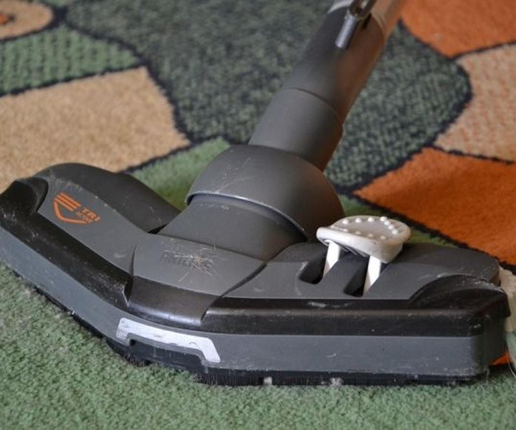La importancia de limpiar las alfombras