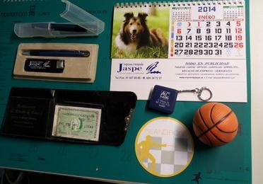 Serigrafía, adhesivos vinilo, regalos de empresa y publicidad