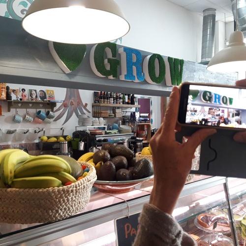 Restaurante vegetariano Tarifa | Grow Café
